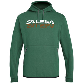 SALEWA Reflection Dry Hoodie Herren myrtle melange